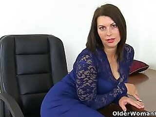 These British milfs know what they want and are willing to go after decidedly what it is they desire. Prize Danielle, Raven and Jessica from the UK.